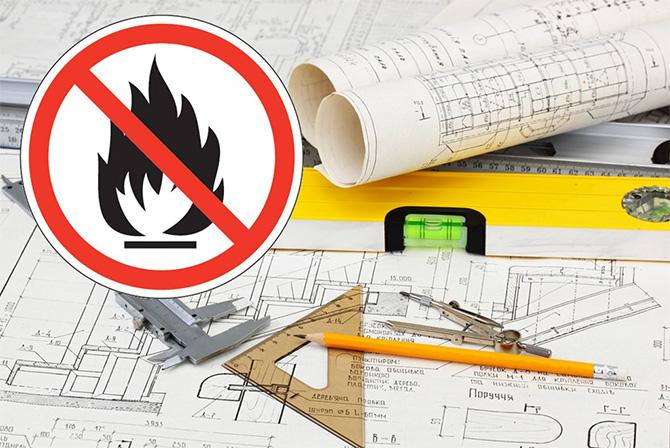 Расчет пожарного риска